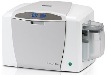 Fargo ID Printer